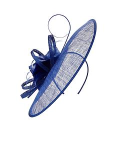 v-by-very-medium-feather-flower-disc-fascinator-blue