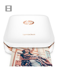 hp-sprocket-portable-photo-printer-with-free-photo-paper-whitegold