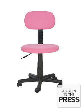 gas-lift-office-chair-pink
