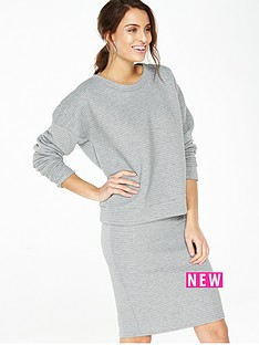 v-by-very-bonded-rib-sweatshirt