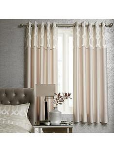 ideal-home-florence-geometric-jacquard-curtain-66x90