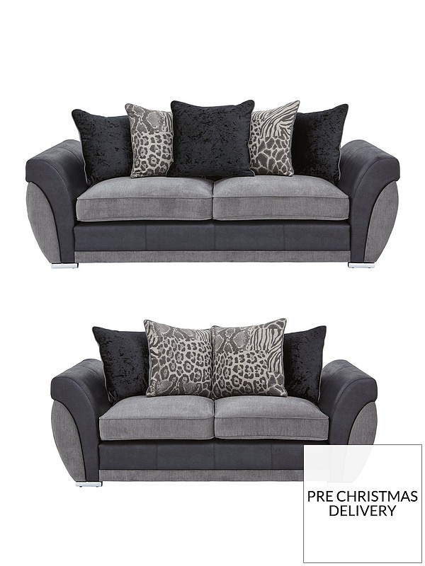 Wondrous Hilton 3 Seater 2 Seater Sofa Set Buy And Save Dailytribune Chair Design For Home Dailytribuneorg