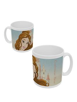 disney-belle-personalised-mug