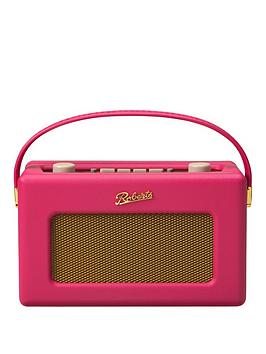 roberts-radio-revival-rd60f-radio-fuchsia-pink