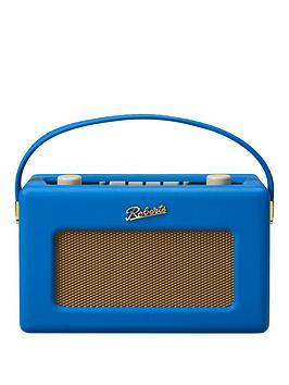 Image of Roberts Radio Revival Rd60 Radio - Cobalt Blue