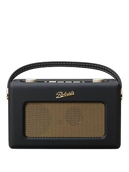 roberts-radio-revival-rd60-radio-black