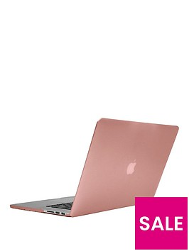 incase-hardshell-laptop-cover-case-for-13-inch-macbook-pro-retina-with-textured-dots-rose-quartz