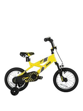 Jeep Tr14 Kids Bike 14 Inch Wheel