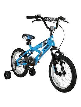 jeep-tr16-kids-bike-16-inch-wheel