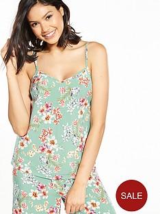 v-by-very-aloha-caminbspand-wide-leg-trouser-pyjama-set