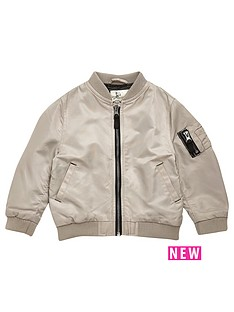 river-island-mini-boys-stone-bomber-jacket