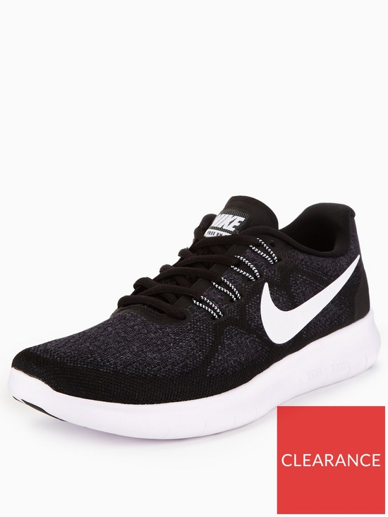 half off 2ea58 723b9 Free Rn 2 - Black/White