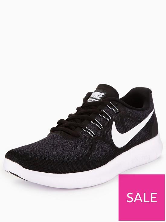 innovative design 5e536 6d706 Nike Free Rn 2 - Black White
