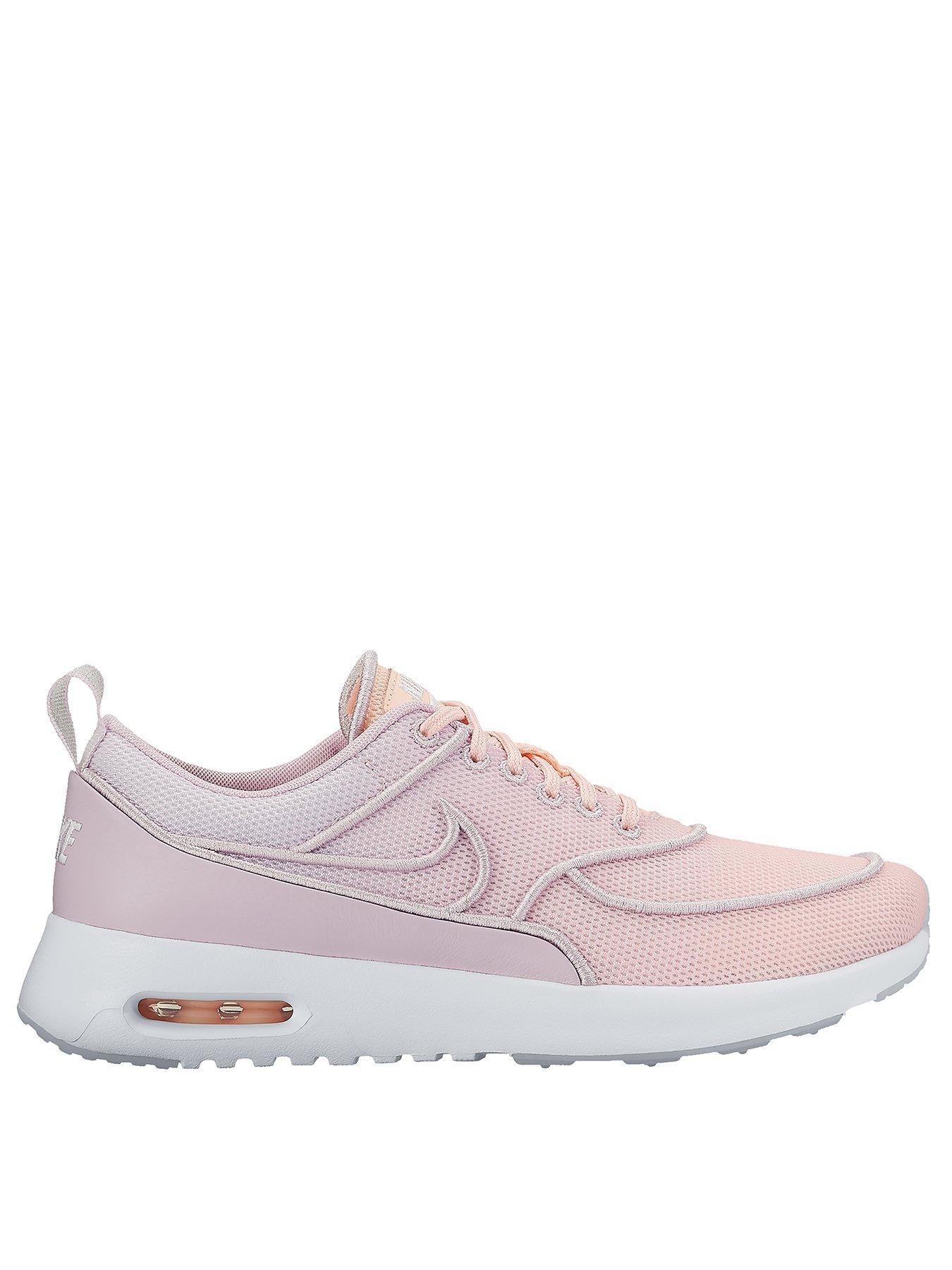 Pink Glaze Drapes The Nike Air Max Thea Premium