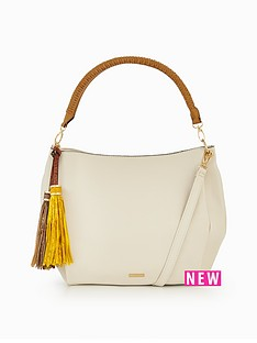 aldo-aldo-lowell-tassle-detail-shoulder-bag