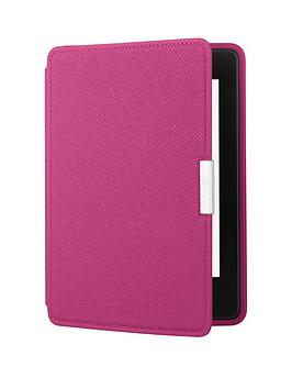 amazon-amazon-kindle-paperwhite-leather-cover-pink