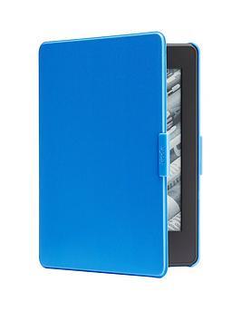 amazon-kindle-paperwhite-pu-cover-blue