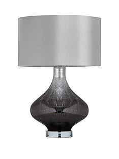 llb-crackle-base-table-lamp