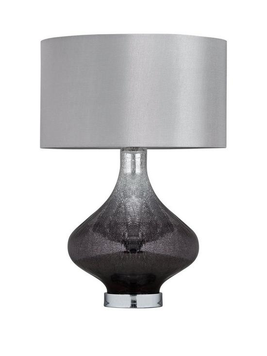 Superieur Laurence Llewelyn Bowen Crackle Base Table Lamp | Very.co.uk