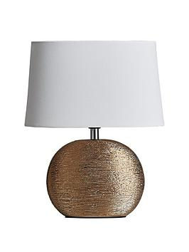 Scratch Base Table Lamp