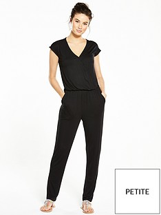 v-by-very-petite-wrap-jumpsuit