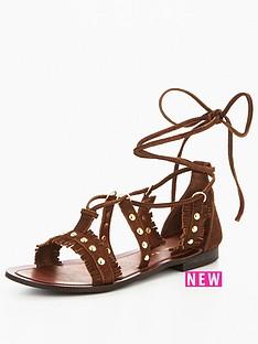 v-by-very-sandy-suede-tassel-ghillie-sandal--tan