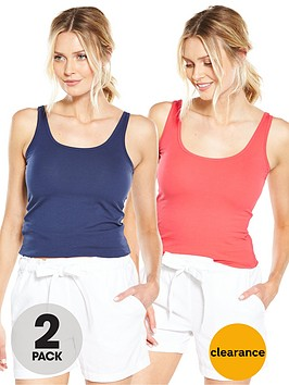 v-by-very-2-pack-cotton-stretch-vest