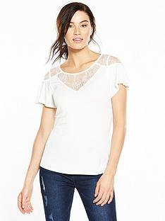 v-by-very-lace-angel-sleeve-top