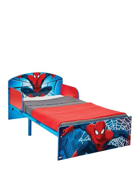 Spiderman Toddler Bed By Hello Home