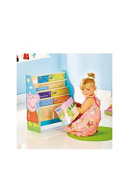 Peppa Pig Kids Sling Bookcase