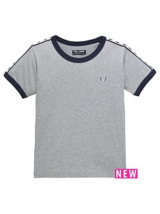 fred-perry-ss-taped-shoulder-tee