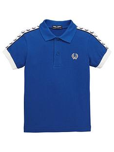 fred-perry-boys-taped-polo