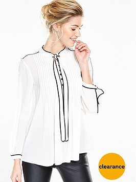 v-by-very-piped-detail-blouse