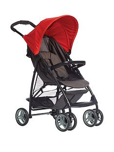 graco-literider-travel-system-red