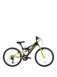 Flite Taser Dual Suspension Boys Bike 24 inch Wheel