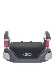 Graco Basic Booster Seat - Midnight Black