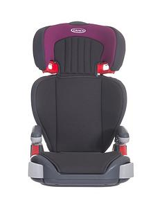 Graco Junior Maxi Group 23 Car Seat - Royal Plum