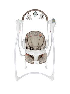 Graco Swing and Bounce - Woodland Walk