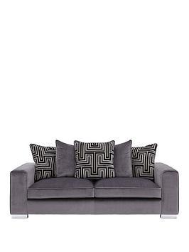 henley-3-seaternbspfabric-sofa