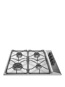 hotpoint-pan642ixh-60cm-wide-built-in-hob-stainless-steel