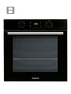 hotpoint-class-2-sa2540hbl-60cm-built-in-single-oven-black
