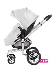 silver-cross-surf-3-seat-unitcarrycotchassis-chrome