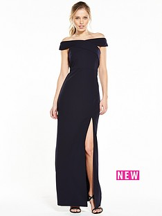ax-paris-off-the-shoulder-maxi-dress