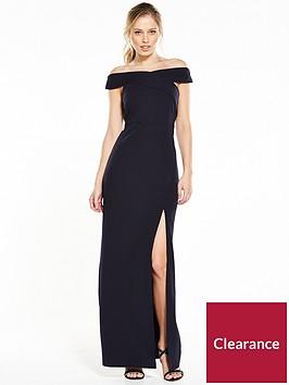 ax-paris-off-the-shoulder-maxi-dress
