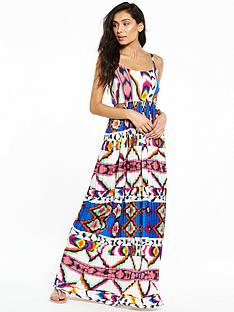 v-by-very-pleated-beach-maxi-dress