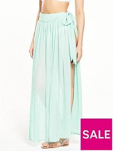v-by-very-side-split-wrap-beach-maxi-skirt-bluenbsp