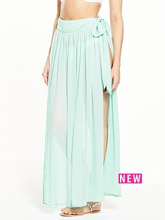 v-by-very-side-split-wrap-beach-maxi-skirt