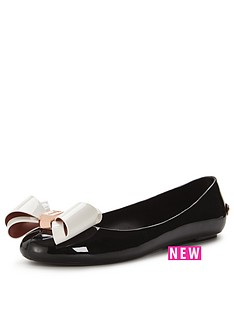 ted-baker-julivia-jelly-ballerina-blackcream