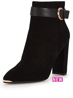 ted-baker-sommer-buckle-detail-ankle-boot-black