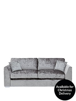 ideal-home-shimmer-3-seaternbspfabric-sofa
